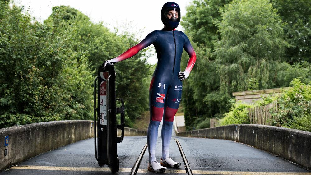 Kimberley Murray, photographed by Neil Shearer