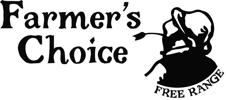 Farmer's Choice - Farmer's Choice has been established since 1984 delivering British Free Range produce from dirt to doorstep. Farmer's Choice are a small, friendly online butcher business, dedicated to delivering top quality Britishfree-range meat direct to customers. The company runs on family values and partner with some of the best British free range farms in the UK to give you a range of high quality meat taken from animals raised in natural and comfortable conditions. All of these farms adhere to free range farming regulations and practices and are well known and respected for their excellent standard of farming.