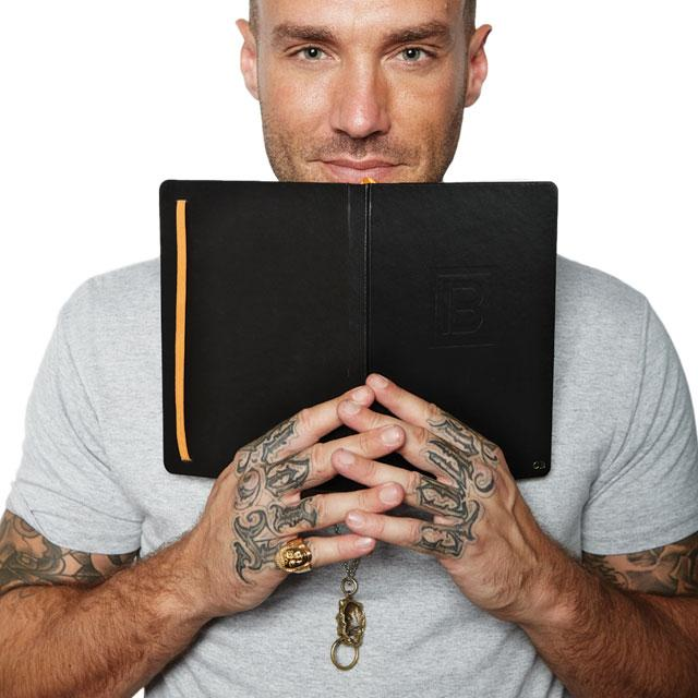 Calum Best - founder of BestMe Life