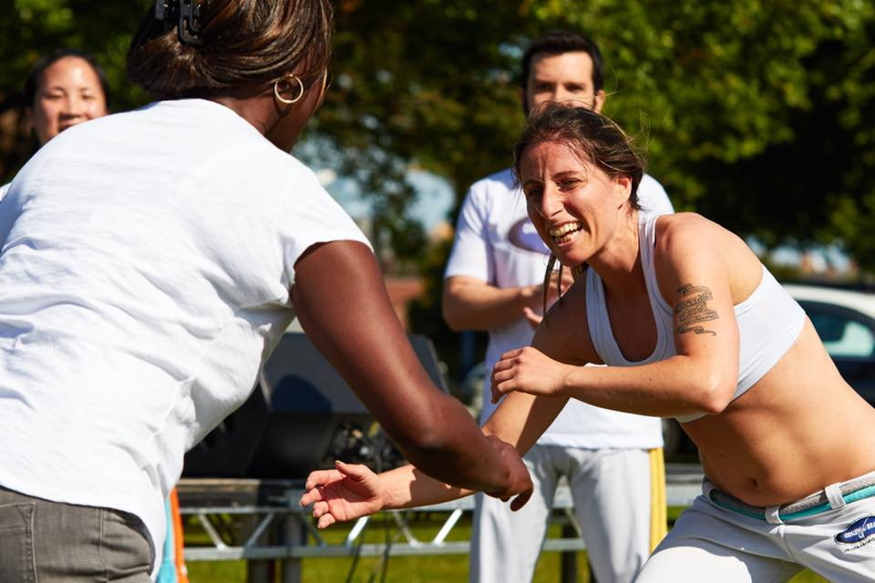Capoeira returns to The Fitness Festival on Saturday 2nd June