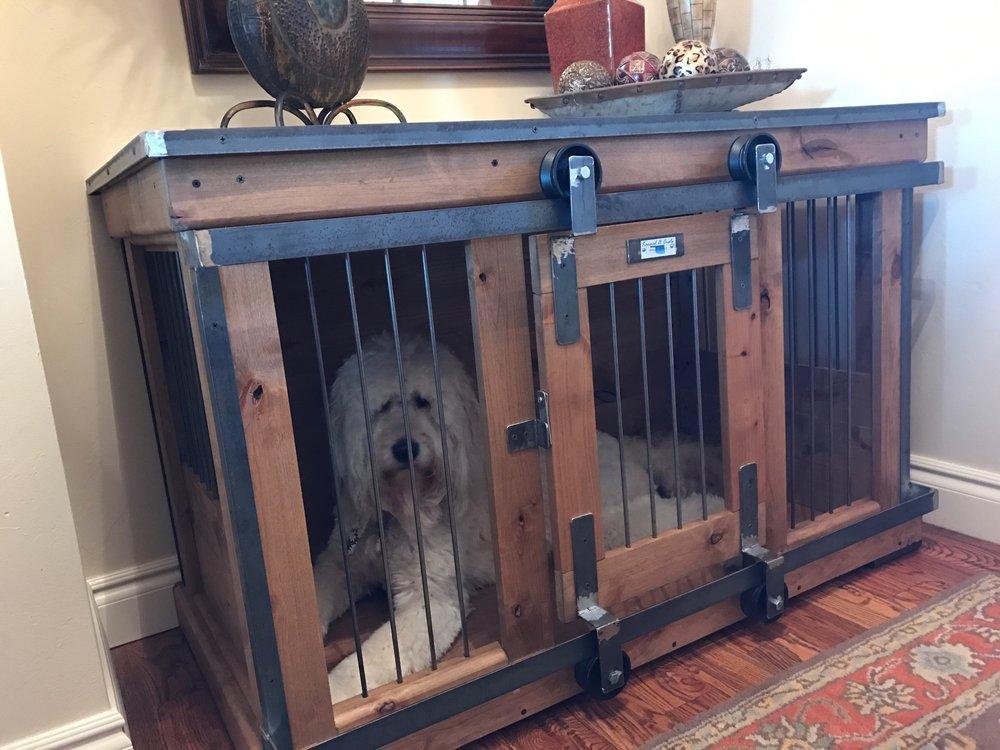 Custom kennels kennel crate for Design indoor dog crate