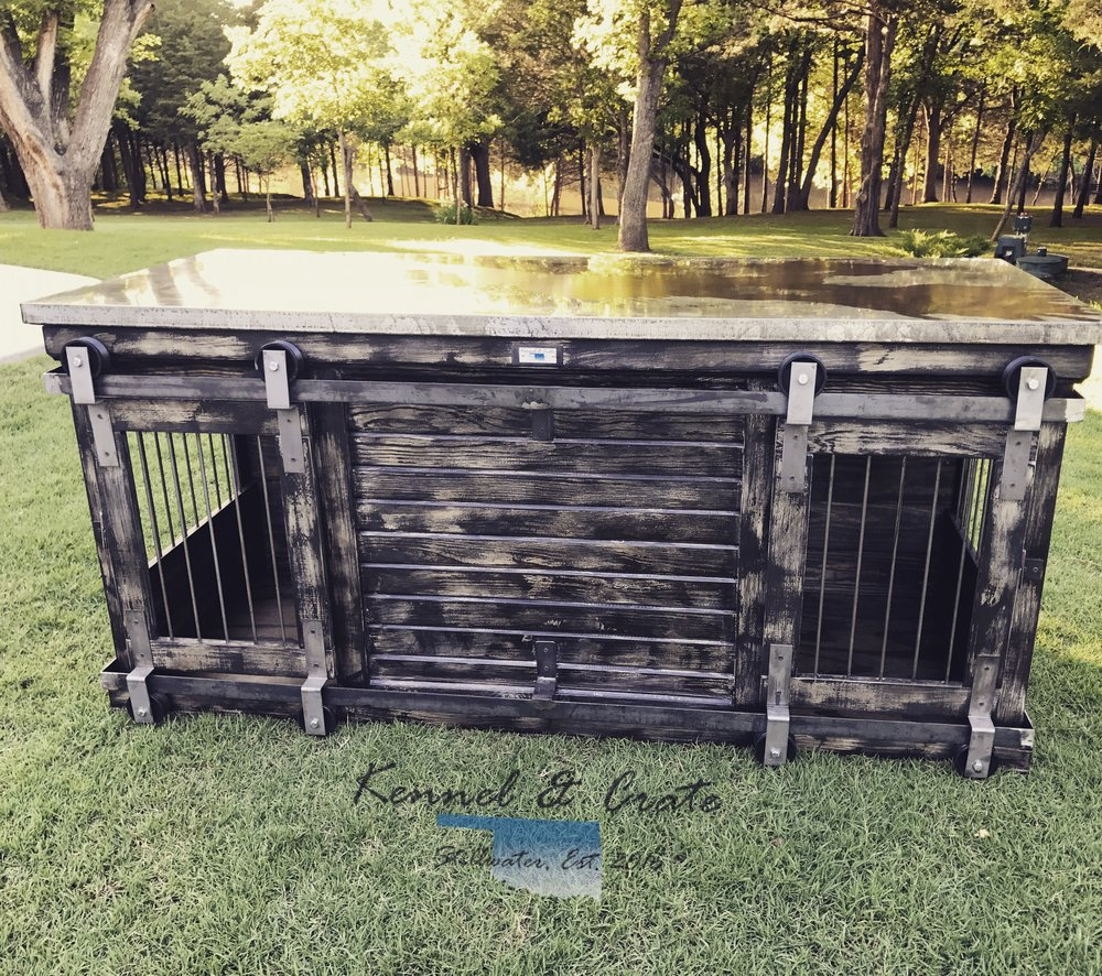 Custom Kennels Kennel Amp Crate