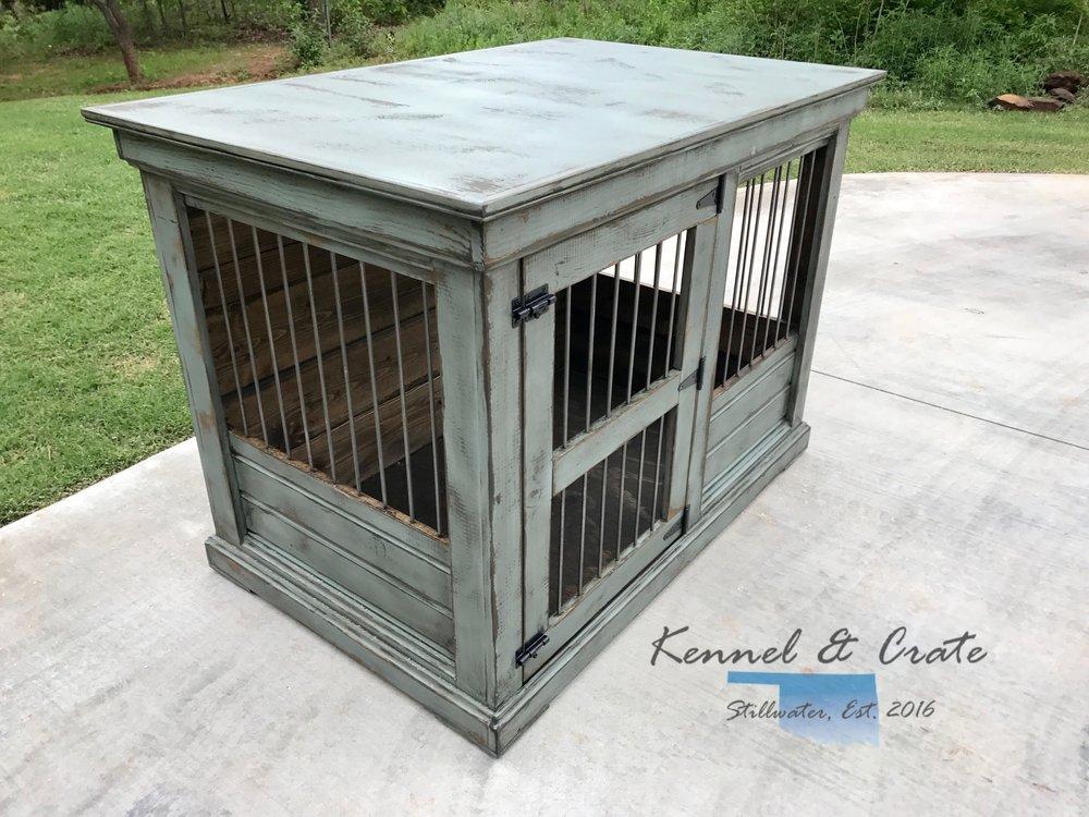 single xl indoor dog kennel