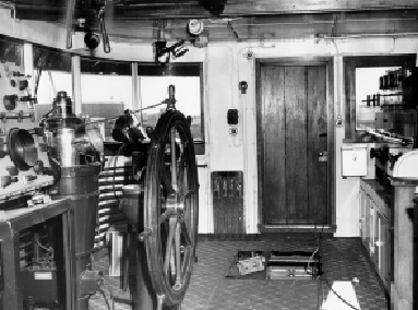 The Wheelhouse circa 1951
