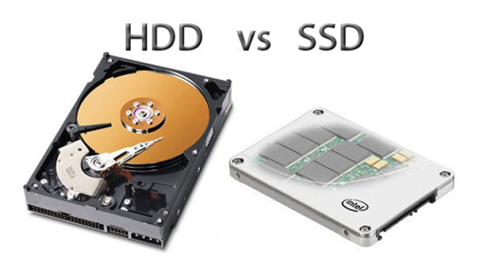 Hard Disk Drive or Solid State Drive?