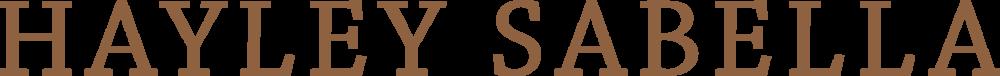 Hayley Sabella Logo.png