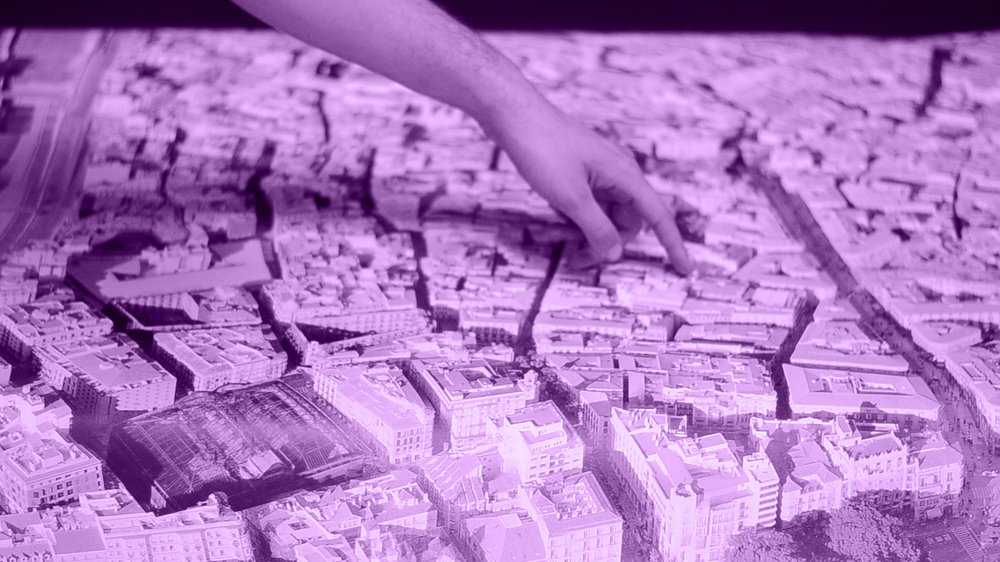 consuming the city -