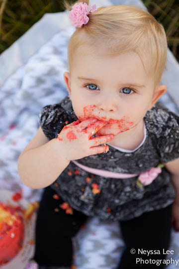 cake smash photos, snoqualmie baby photographer