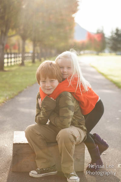 Snoqualmie Family Photographer, Sibling Photos