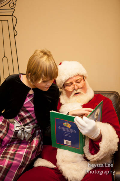 What do you HEAR? Santa Photos,