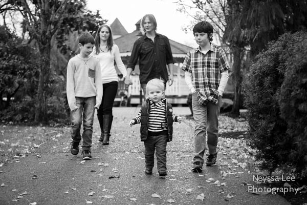 A Family that Gets it, Snoqualmie Family Photographer