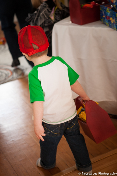 Handy Manny Birthday Bash