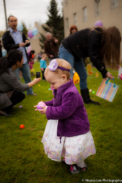 first egg hunt, photograph the every day