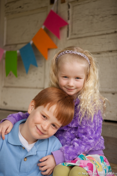 day 1 of easter mini sessions, snoqualmie children's photography