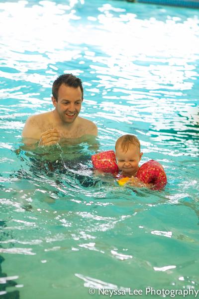 little mermaid, toddler swim photos