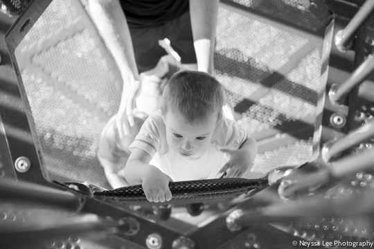 Tips for Photographing Toddlers at the Playground