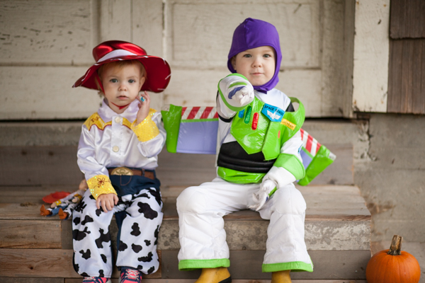 Happy Halloween, Toy Story Costumes