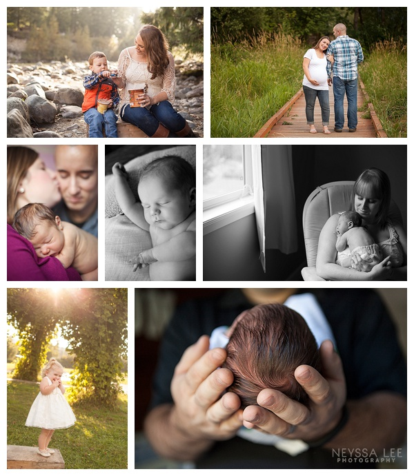 Gratitude, Family Photos, Newborn Photos, Snoqualmie Photography