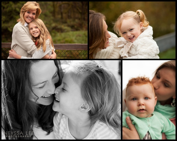 Mommy and Me Mini Sessions, Snoqualmie Family Photography, Mom and child photos