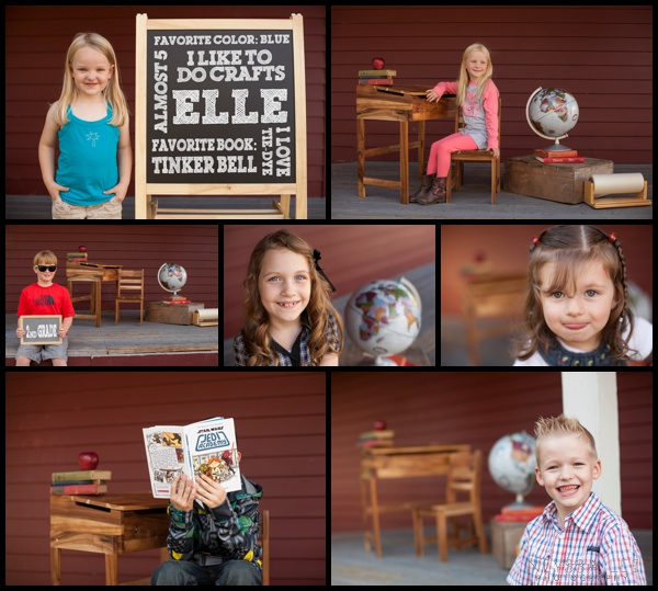 Back to School Mini Session, Snoqualmie Kid's Photographer