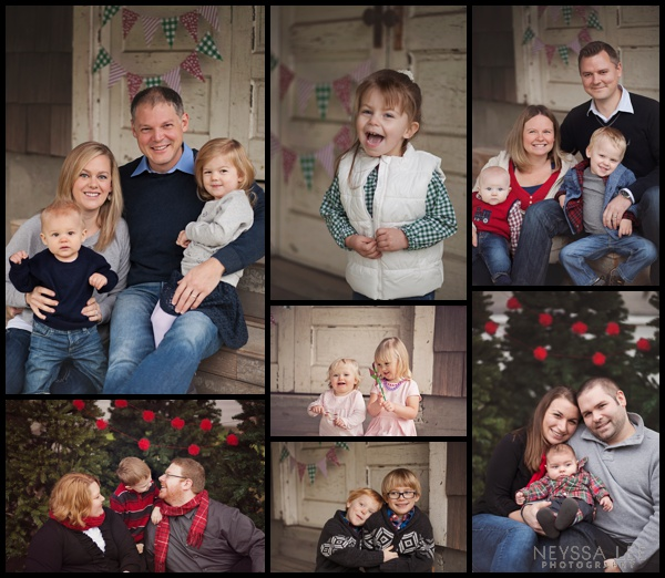 Christmas Mini Sessions, Snoqualmie Family Photography,