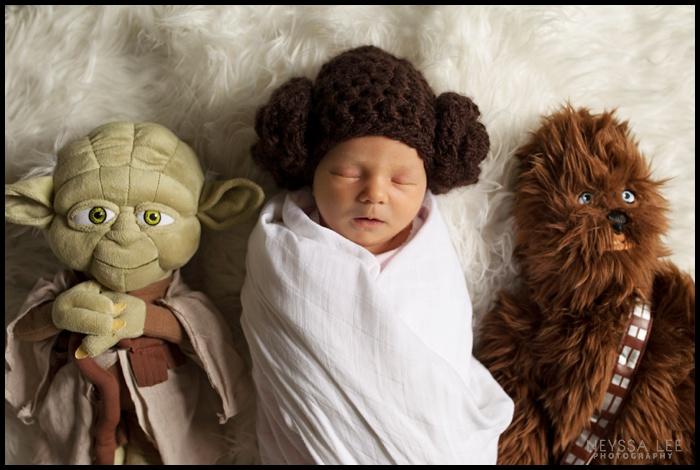 Meet Baby Hudson, Star Wars newborn photos, Newborn photography, Snoqualmie newborn photographer