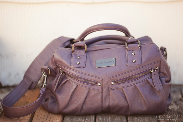 camera bag, Kelly Moore, Purple Bag