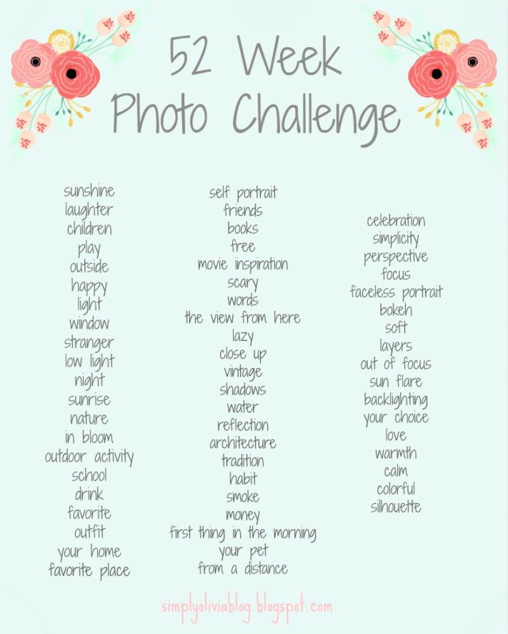Photo Challenge,