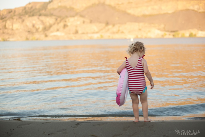 Photos of Summer, Water, Toddler Girl at lake