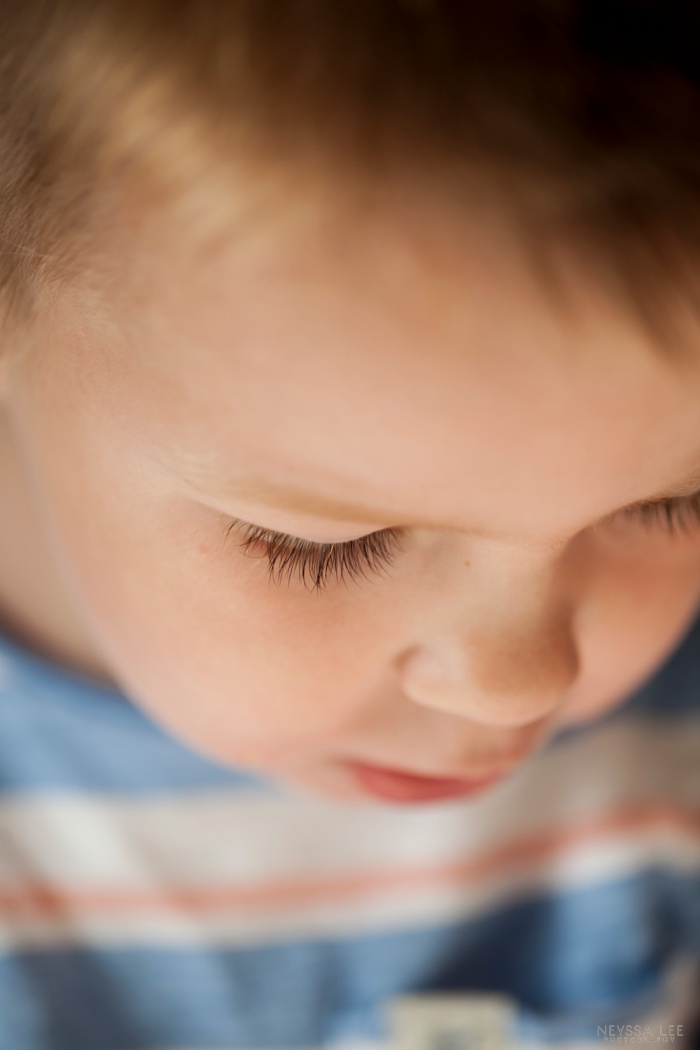 Summer Photo Challenge, eyelashes, young boy, Faceless Portrait