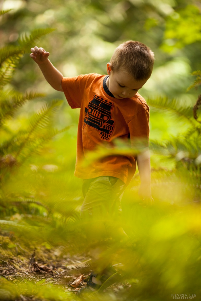 Summer Photo Challenge, Boy in nature, forest,