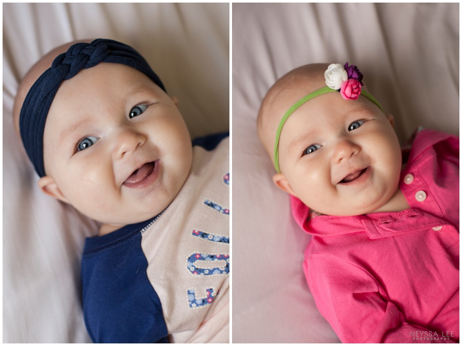 baby headbands, baby in bows, baby girl, friday favorites