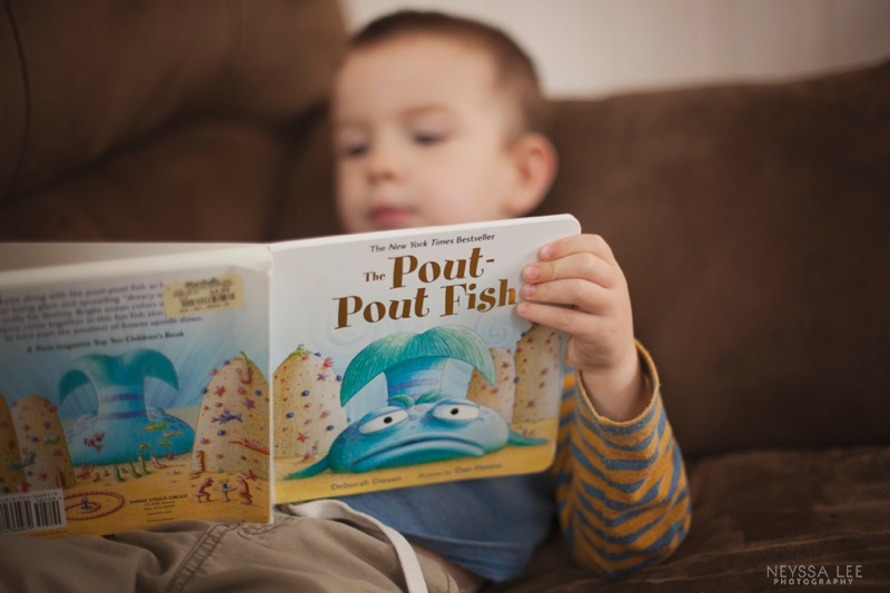 Pout-Pout Fish, children's book review, Friday Favorites