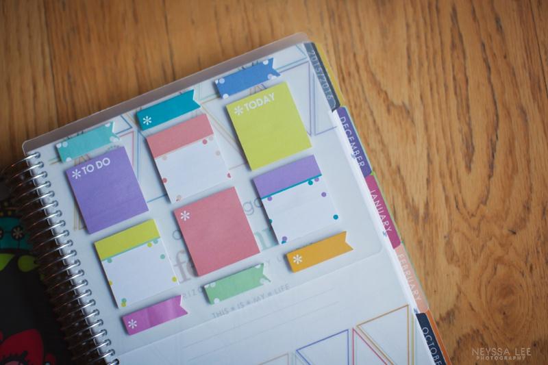 Erin Condren Life Planner, Friday Favorites, organization