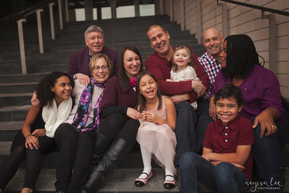 Photographs of Adoption Day, Courthouse Photography, Seattle Photographer