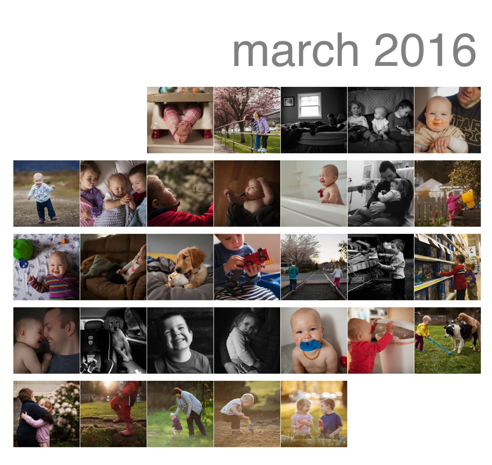 March 365 Photos, Lifestyle Photograph