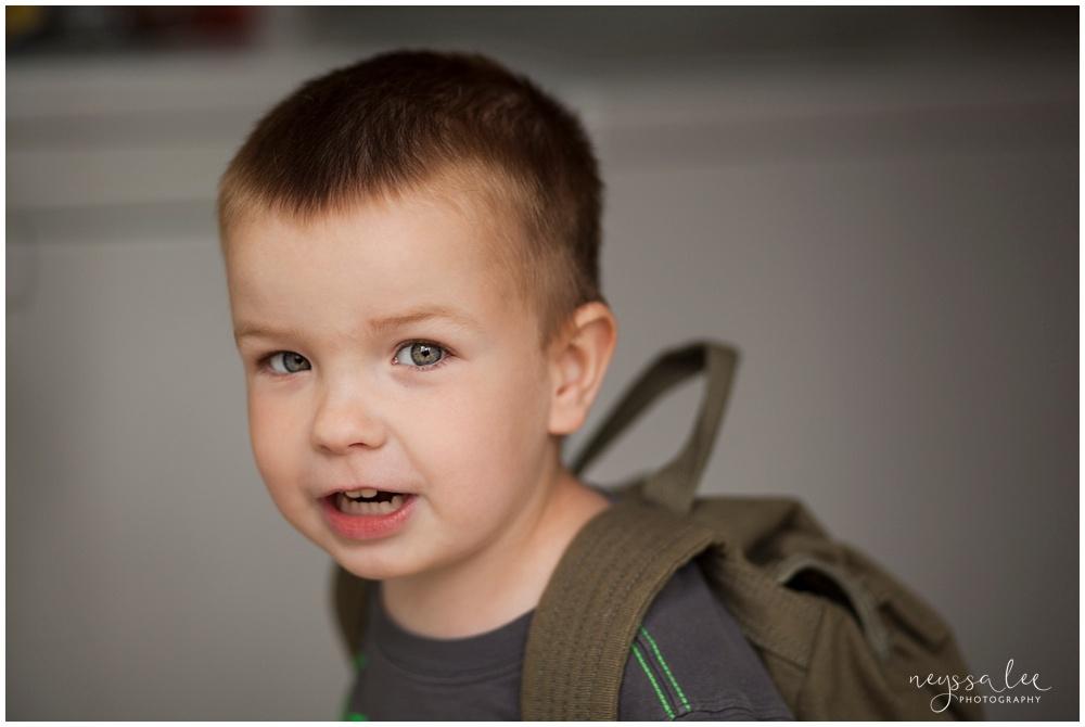 pre-k graduate, preschool boy