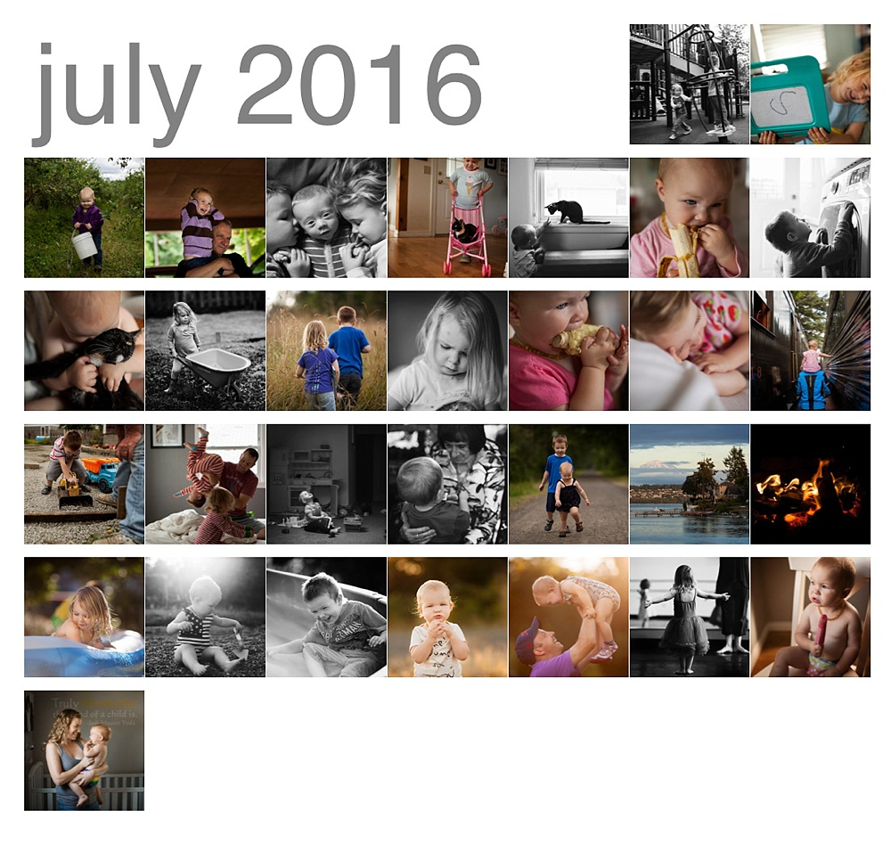 July 365 Photos, Lifestyle Photography, Document Real Life