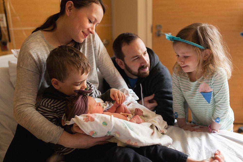 Issaquah Fresh 48 newborn photographer neyssa lee photography baby girl