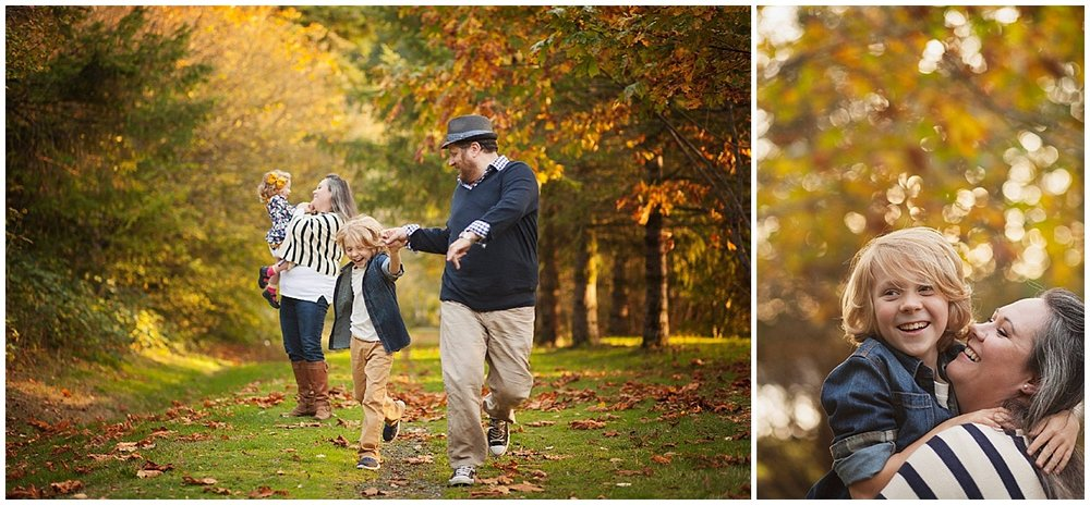 Favorite Locations for Fall Family Photos around Seattle, Neyssa Lee Photography, Snoqualmie Family Photographer, Beautiful Fall Color