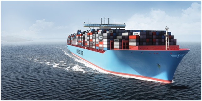 Source: Maersk         Please visithttp://www.maerskline.com/triple-e and   http://www.youtube.com/watch?v=fxFs5LpDsQU