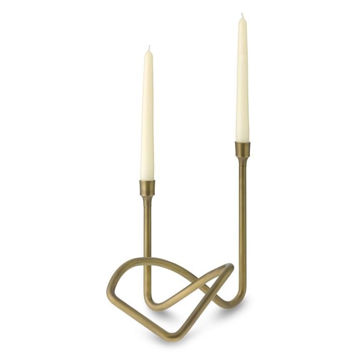 Sculptural Candleholder