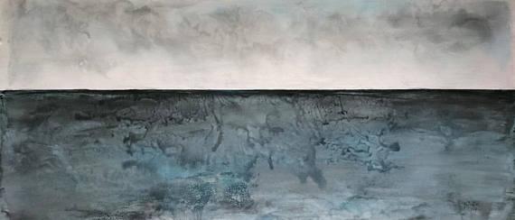 Original Abstract Art G