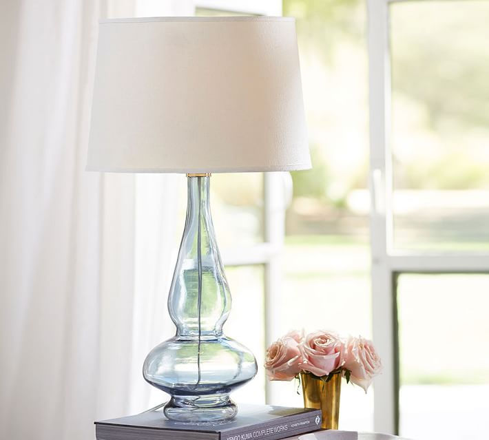 Aubrey Curvy Bedside Lamp