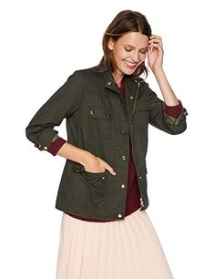 J. Crew Mercantile Women's Field Jacket