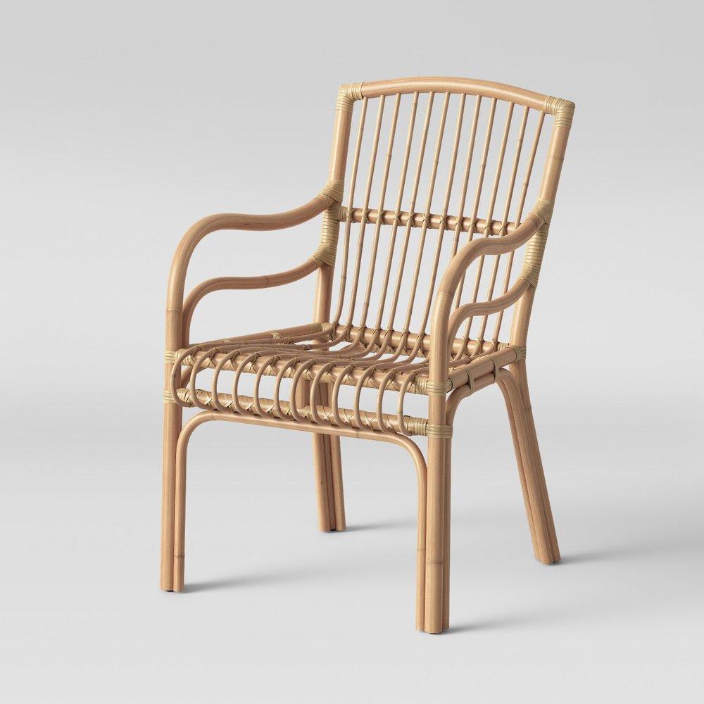 Bella Rattan Arm Chair