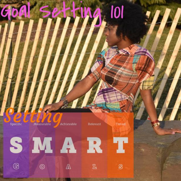 Setting smart goals rochelle shante