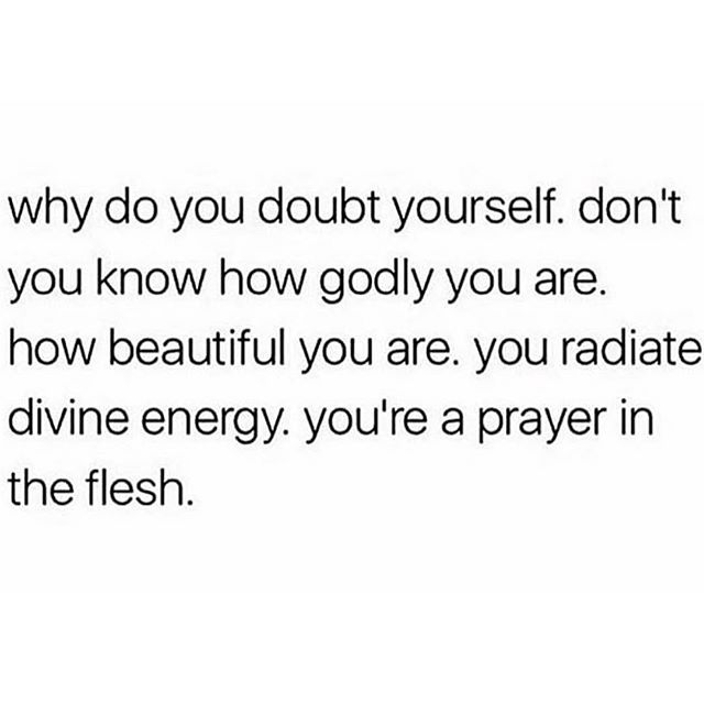 ☄🌠 You are the answer to someone's prayer. 🌠☄ Reposted from @inawordfab . . . . . #prayer #pray #worthy #Queen #respect #powerful #woman #power #beauty #beautiful