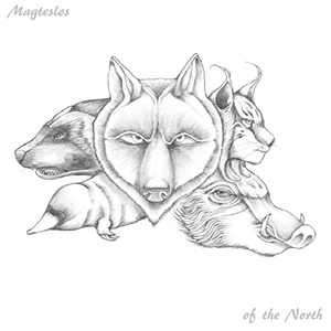 "of the north    Magtesløs    Label:  Self-released  Released:  2015-09-25   My work included:  Recorded, mixed and master  Jacob is very professional and dedicated. His approach to recording promotes a very encouraging and up-lifting atomsphere in the studio. Jacob has been impressively productive! He is fast and sharp behind the buttons. His approach to the whole process of recording is characterized by his general understanding of music. Jacob is not afraid of coming up with suggestions to improvements of the tracks. This constructive critique helps making the best of every track. We have been very pleased with the result of our recordings and we will definately recommend JBO-sound to every ""serious"" metal and rock bands  - Magtesløs"