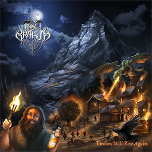 TORCHES WILL RISE AGAIN    Drakum    Label:  Independent  Released:  2014-11-15   My work included:  Recorded drums and mastering
